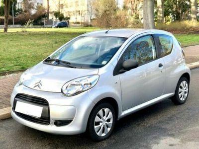 gebraucht Citroën C1 **Bj 2009**TOP Zustand**TÜV neu**Garantie