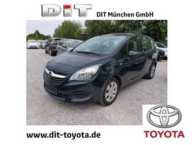 gebraucht Opel Meriva B 1.4 Turbo Edition *SHZ*Tempomat*