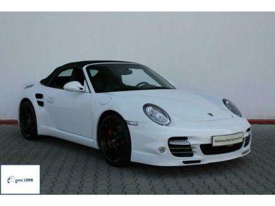 gebraucht Porsche 911 Turbo Cabriolet 997 PDK 997 Approved 02.2022
