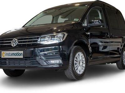 gebraucht VW Caddy CaddyTSI COMFORTLINE+ABSTANDSTEMPOMAT+NAVI+KLIMAAUTOMATIK