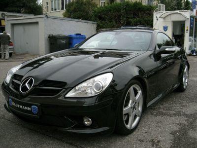 gebraucht Mercedes 350 SLK RoadsterAMG, Aut,Leder,Navi,Tempo,Xenon