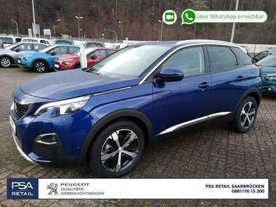 gebraucht Peugeot 3008 Allure 2,0BlueHDi180PSEAT8 *Navi*SHZ*ACC*