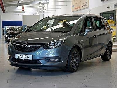 gebraucht Opel Zafira 120 Jahre 1.6 SIDI EU6d-T Klimaautom Rück