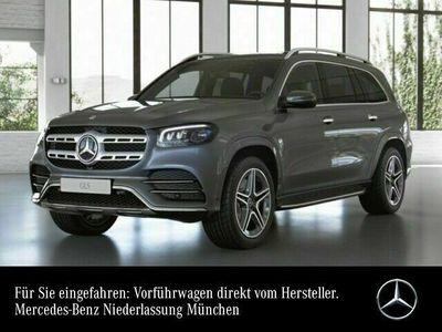 gebraucht Mercedes GLS400 d 4Matic AMG Line Sportpaket Bluetooth Navi LED
