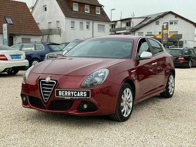 gebraucht Alfa Romeo Giulietta 2.0 JTDM 16V Turismo*LEDER*NAVI*KLIMA* als Limousine in Nufringen