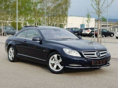 gebraucht Mercedes CL500 BE