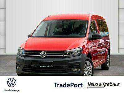 gebraucht VW Caddy Maxi Trendline 2.0 TDI NAV AHK PDC