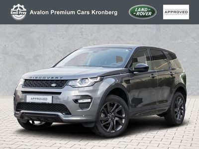 gebraucht Land Rover Discovery Sport TD4 Aut. SE Dynamic