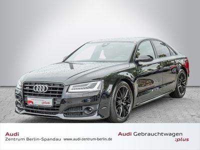 gebraucht Audi A8 4.2TDI qu. tiptr. Sport-Ed. *HuD*STANDH*SD*