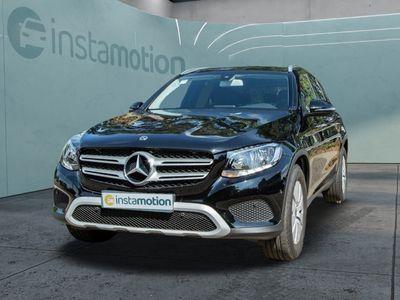 gebraucht Mercedes GLC250 GLC 250d 9G-TRONIC *4MATIC*+STANDHZ+AHK+NAVI+SHZ