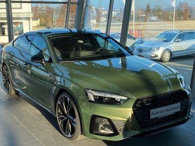 gebraucht Audi A5 Sportback S line 45TFSI quattro 265PS