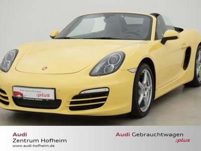 gebraucht Porsche Boxster 2.7 PDK*195kW*Xenon*PCM*Bluet.*Sound*GRA N