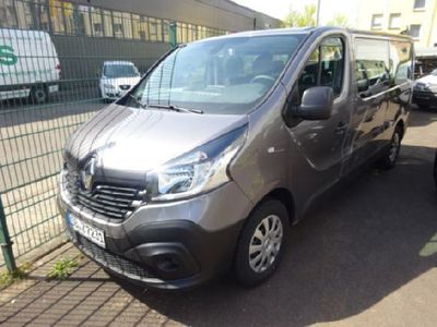 gebraucht Renault Trafic ENERGY dCi 125 Grand Combi Expression