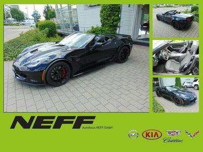 gebraucht Corvette Grand Sport C7Cabrio Carbon HeadUp Xenon Navi Kam