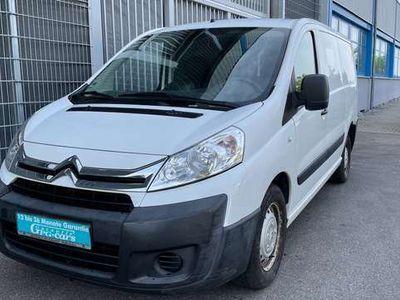 gebraucht Citroën Jumpy HDI ,Klima,AHK,3 Sitzer, Garantie