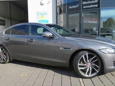 "gebraucht Jaguar XF 30d Portfolio PANORAMA KAM/STDHZG/EUR6/20""ALU"