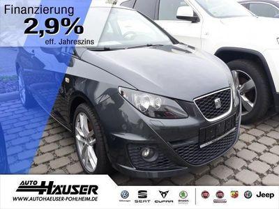 gebraucht Seat Ibiza SC FR 1.4 TSI DSG FR BLUETOOTH PDC Klima
