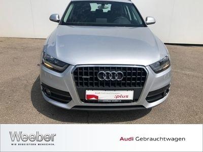 gebraucht Audi Q3 2.0 TFSI quattro S tronic PDC LM Klima