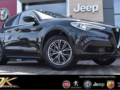 gebraucht Alfa Romeo Stelvio Super 2.0 Q4 AT8 *LEDER*NAVI*GARANTIE*