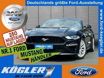 gebraucht Ford Mustang GT Cabrio 5.0 Aut./dt. Modell -10%*