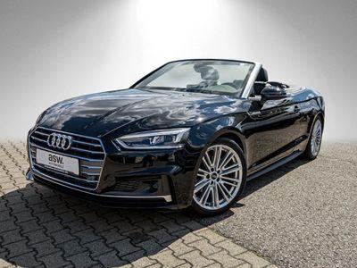 gebraucht Audi A5 Cabriolet 2.0 TFSI S tronic sport S line