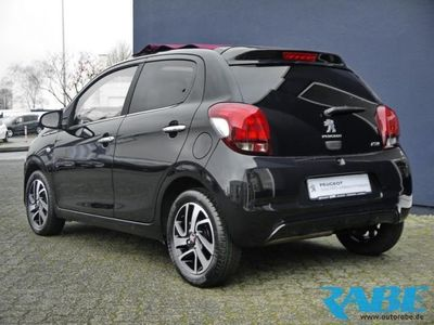 """gebraucht Peugeot 108 TOP Allure 82 """"Klimaanlage, Sitzheizung, ..."""""""