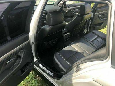 gebraucht BMW 520 e39 i + LPG mit neuen TÜV