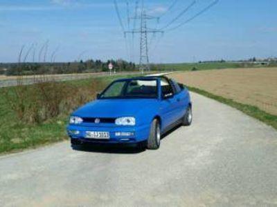 gebraucht VW Golf Cabriolet 3 mit TÜV