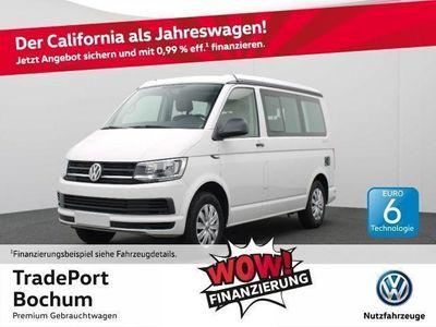 gebraucht VW California T6Coast TDI DSG Klima Standheizung