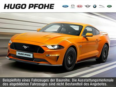 gebraucht Ford Mustang 5.0 Ti-VCT MACH 1 V8 338kW Auto Coupé 2
