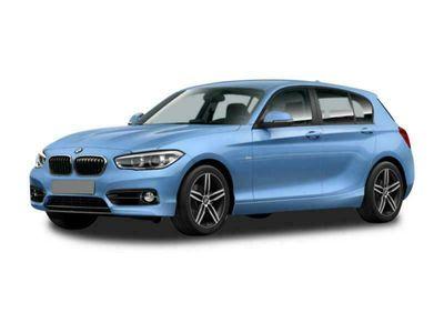 gebraucht BMW 118 118 d 5-Türer Sport Line LED Navi Shz CD Tempomat
