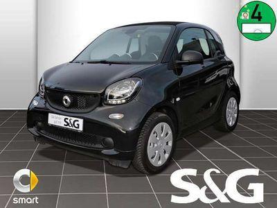 gebraucht Smart ForTwo Coupé 52 kW twin Tempomat/Bremsassist/Klimaauto