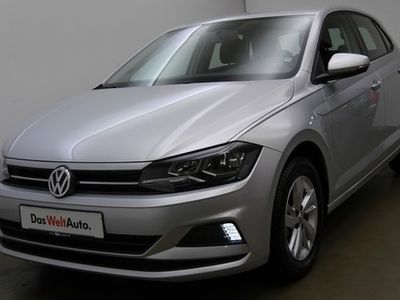 gebraucht VW Polo 1.0 TSI Comfortline ACC/Mirror Link/Klima
