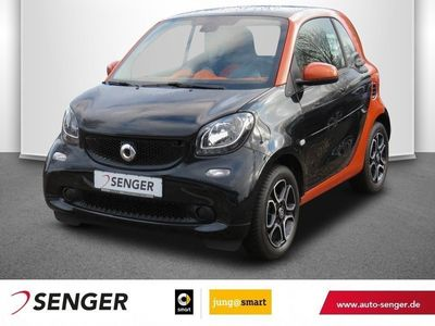 gebraucht Smart ForTwo Coupé 66kW turbo twinamic Cool&Audio Panorama