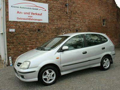 gebraucht Nissan Almera 1.8 Tino Acenta plus   TüV neu