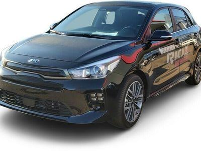gebraucht Kia Rio 1,0T 120 48V GT Line NAVI TECH GSHD Facelift