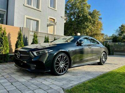 gebraucht Mercedes CLS400 d 4Matic 9G-TRONIC Edition 1