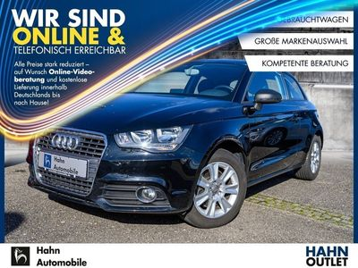 gebraucht Audi A1 Attraction 1.4TFSI Sitzh. Klimatr. Einpark.