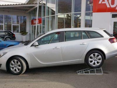 gebraucht Opel Insignia ST 2.0 CDTi Automatik AAC Navi Xenon PDC