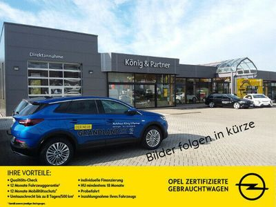 gebraucht Opel Zafira Tourer C Active++SITZSYSTEM LOUNGE+