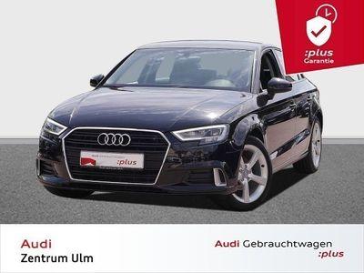 gebraucht Audi A3 Limousine Sport Lim. 1.6 TDI LED NAV+ VIRTUAL DAB+