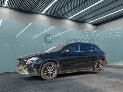 gebraucht Mercedes GLA250 GLA 250Urban+AHK+PANORAMA+NAVI+XENON+18 ALU
