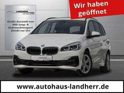 gebraucht BMW 218 Gran Tourer 218 d // Panorama/7-Sitze/LED