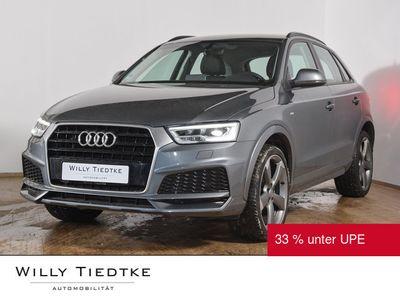 gebraucht Audi Q3 1.4 TFSI ultra S tronic S line LED Navi Bose