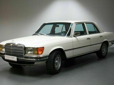gebraucht Mercedes 350 SE (W116) mit original 58.739 km