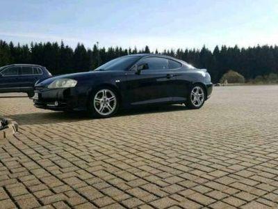 gebraucht Hyundai Coupé V6 (Tuscani/Tiburon)