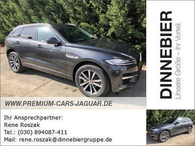 gebraucht Jaguar F-Pace 25d R-Sport AWD | Teltow