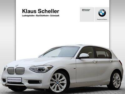 gebraucht BMW 118 d 5-Türer Urban Line
