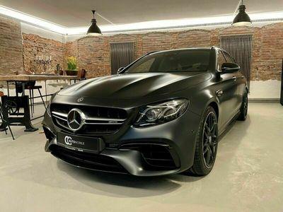 gebraucht Mercedes E63S AMG T 4Matic Edition1 Vollausstattung als Kombi in Bünde