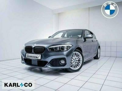 gebraucht BMW 120 dA Edition M Sport Prof Stop&Go HiFi Leder